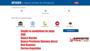 Ingreso Familiar de Emergencia en Cafayate